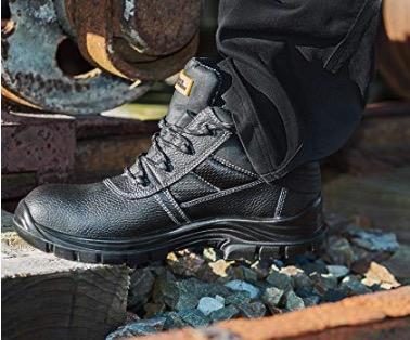Chaussure de sécurité Black Hammer S3 SRC 1007