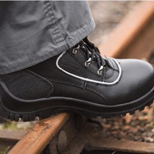 Chaussure de sécurité Black Hammer S3 SRC 772