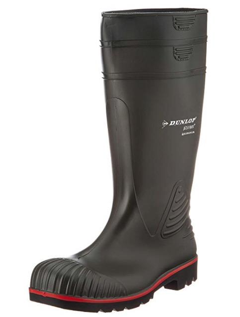 Botte de sécurité Dunlop Acifort