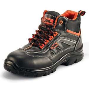 Chaussure de sécurité Black Hammer S3 SRC 8852