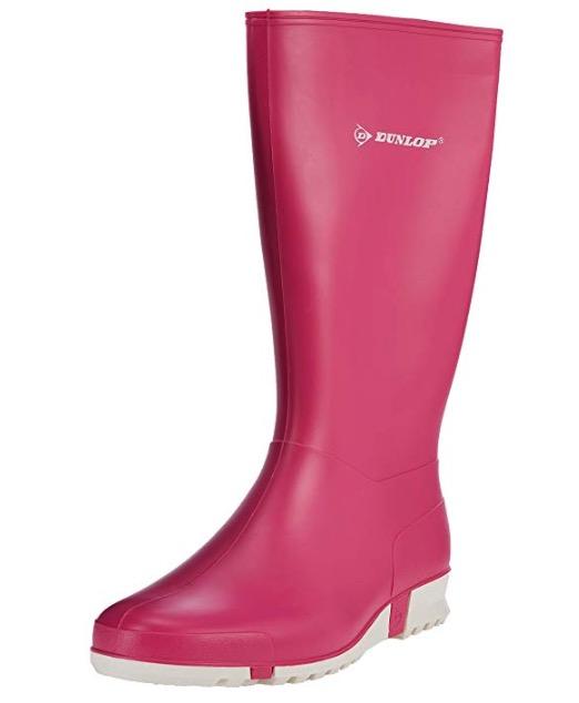 Bottes de sécurité femme Dunlop Sport Retail